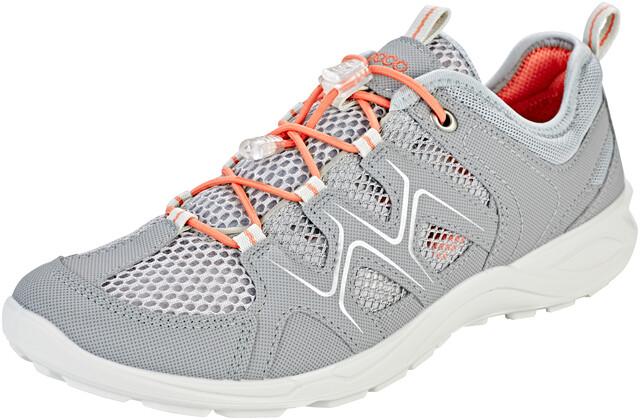 ECCO Terracruise LT Chaussures Femme, silver greysilver metallic